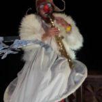 Igor le clown en derviche